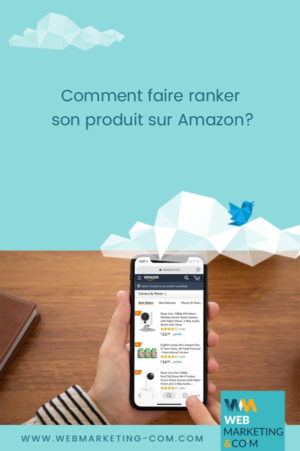 Comment faire ranker son produit sur Amazon? via @webmarketingcom