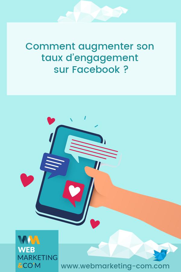 Comment augmenter son taux d'engagement sur Facebook ? via @webmarketingcom