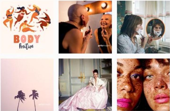 Inspiration, Tendances et Actualité : les trois mots-clés du nouveau compte Instagram @Gettyimagesfrance