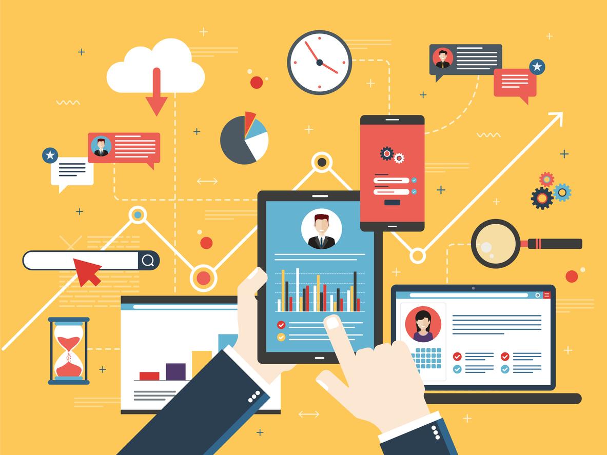 Le marketing actuel : les réseaux sociaux et les blogs en société