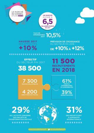 consultant marketing auto-entrepreneur infographie