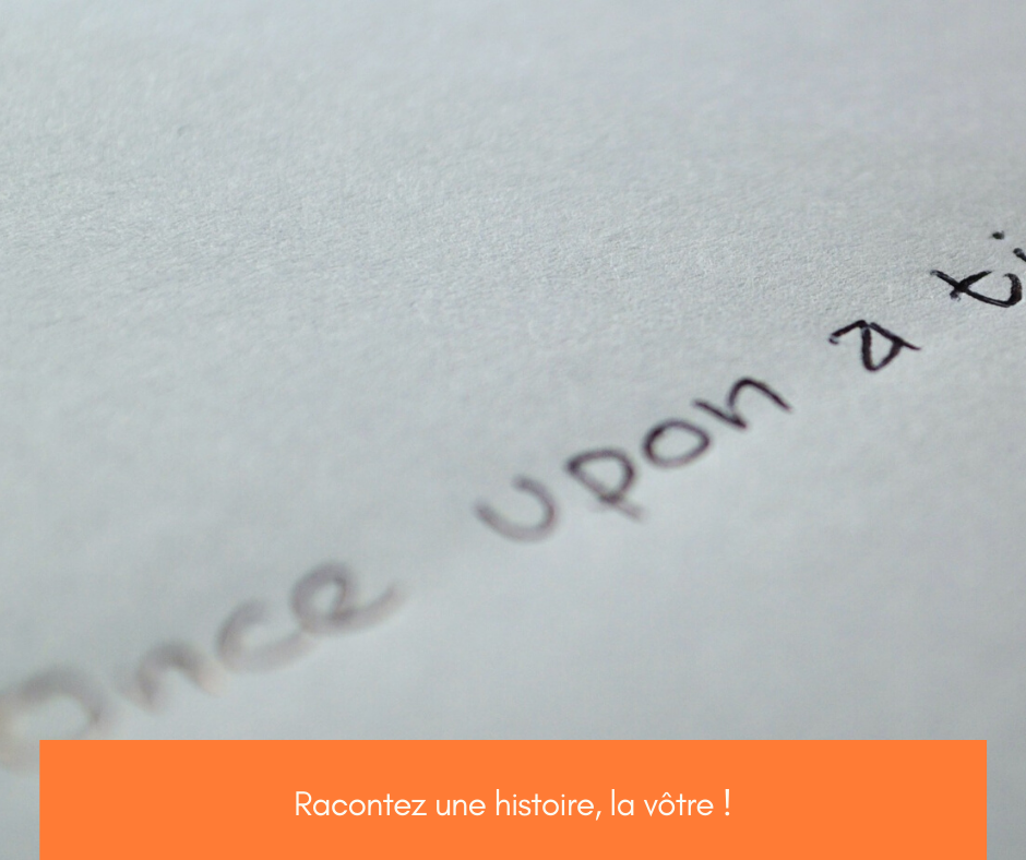 Racontez une histoire dans votre newsletter