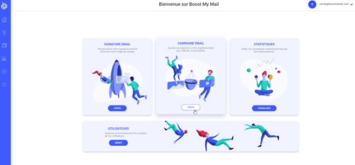 campagne email boostmymail