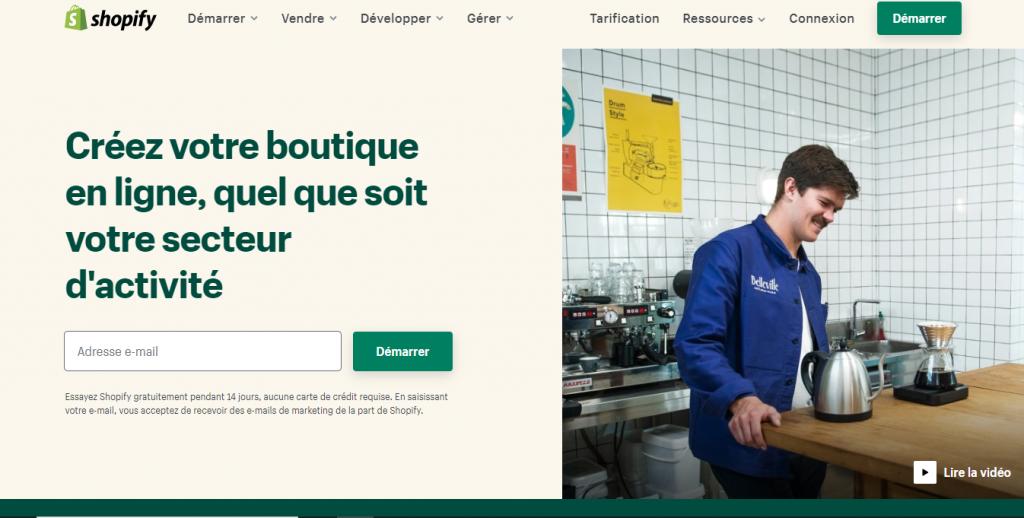 Shopify: l'importance de la crédibilité en marketing et en rédaction