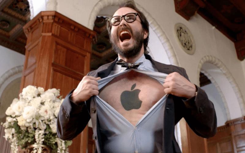 fan d'Apple