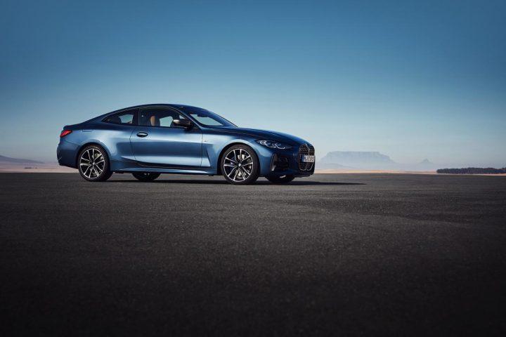 Covid-19 : BMW mise sur Pinterest pour promouvoir le Coupé Série 4