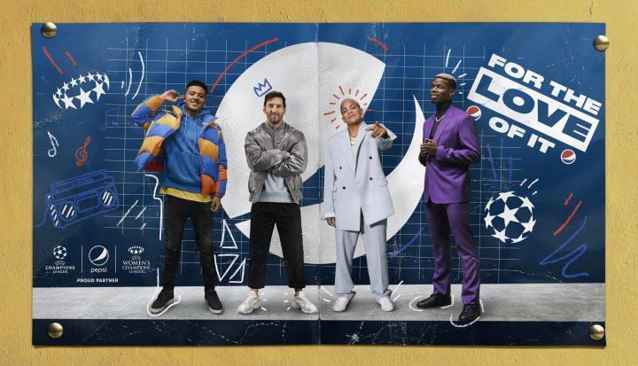 Pepsi lance une campagne digitale pétillante sur TikTok