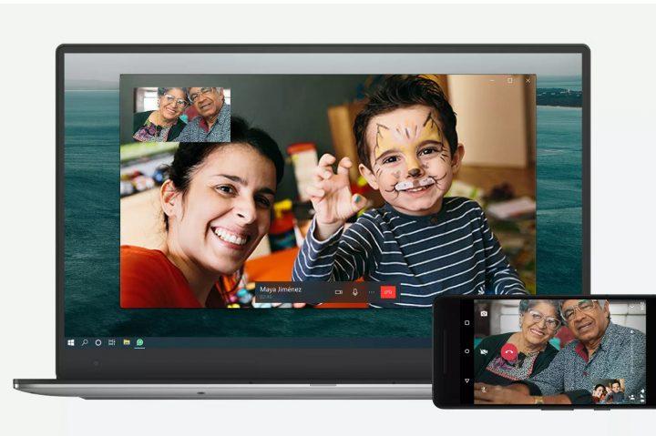 Enfin ! WhatsApp propose de passer des appels vocaux et vidéo via desktop